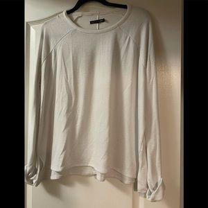 Rag and Bone white sweater